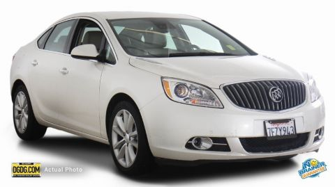 Used Buick Verano Leather Group