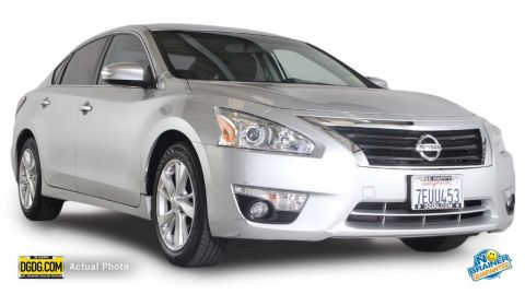 Certified Used Nissan Altima 2.5 SL