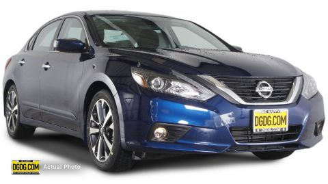 New Nissan Altima 2.5 SR
