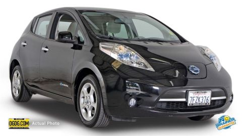 Certified Used Nissan Leaf SV