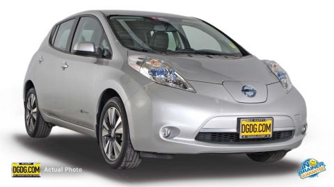 Certified Used Nissan Leaf SL