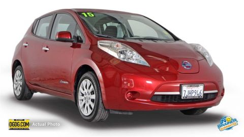 Used Nissan Leaf S