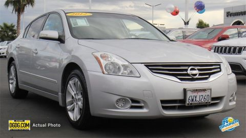 Certified Used Nissan Altima 3.5 SR