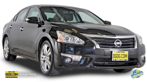Used Nissan Altima 3.5 SL