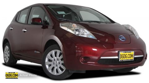New Nissan LEAF S
