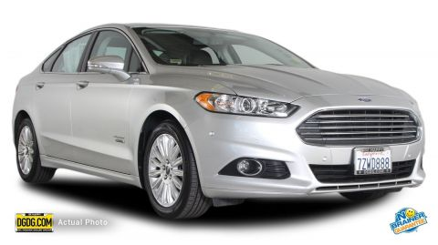 Used Ford Fusion Energi SE Luxury