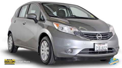 Used Nissan Versa Note SV