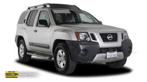 Pre-Owned 2011 Nissan Xterra S