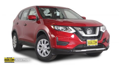 New Nissan Rogue S