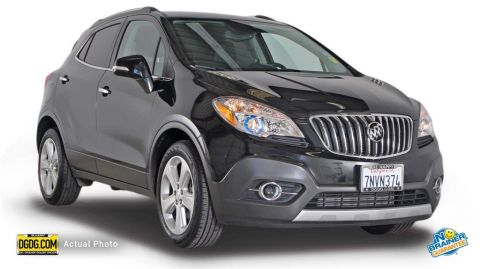 Used Buick Encore Convenience