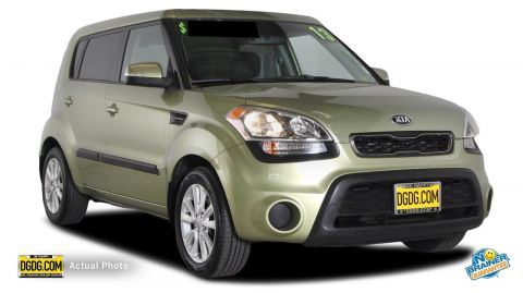 Used Kia Soul Exclaim