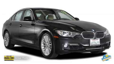 Used BMW 3 Series ActiveHybrid 3