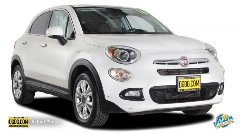 Used FIAT 500X Lounge
