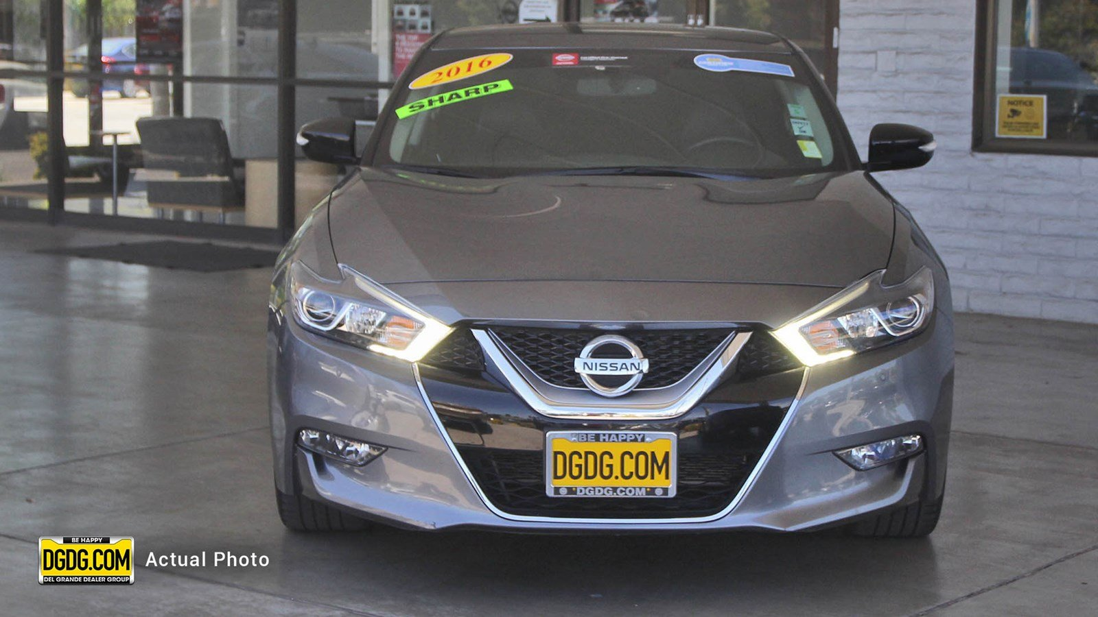 Certified Pre-Owned 2016 Nissan Maxima SR