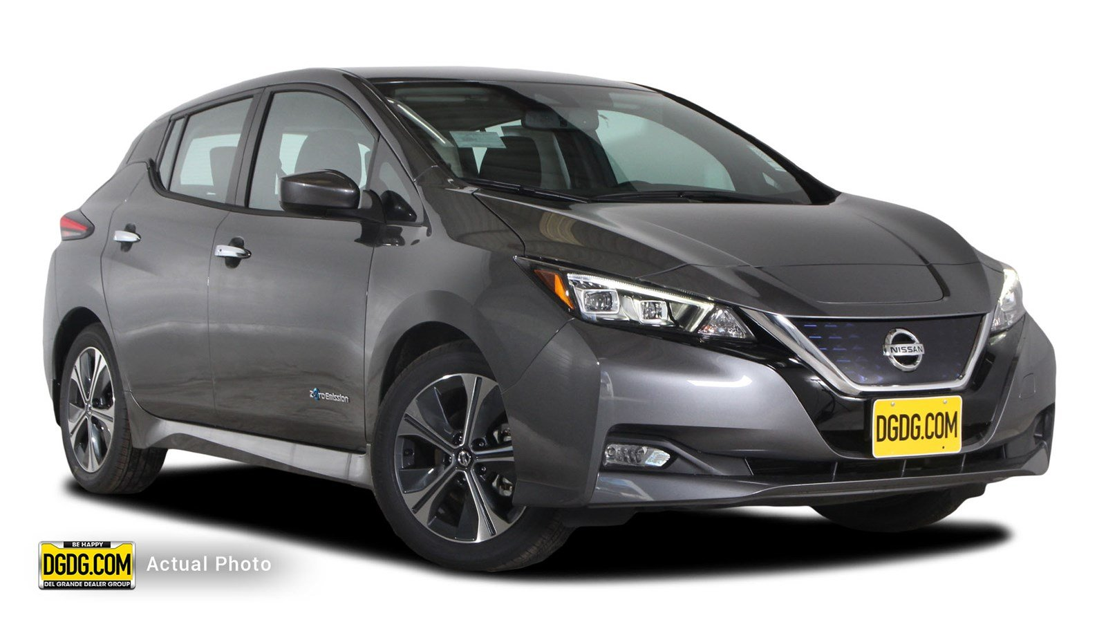 New 2019 Nissan LEAF SV