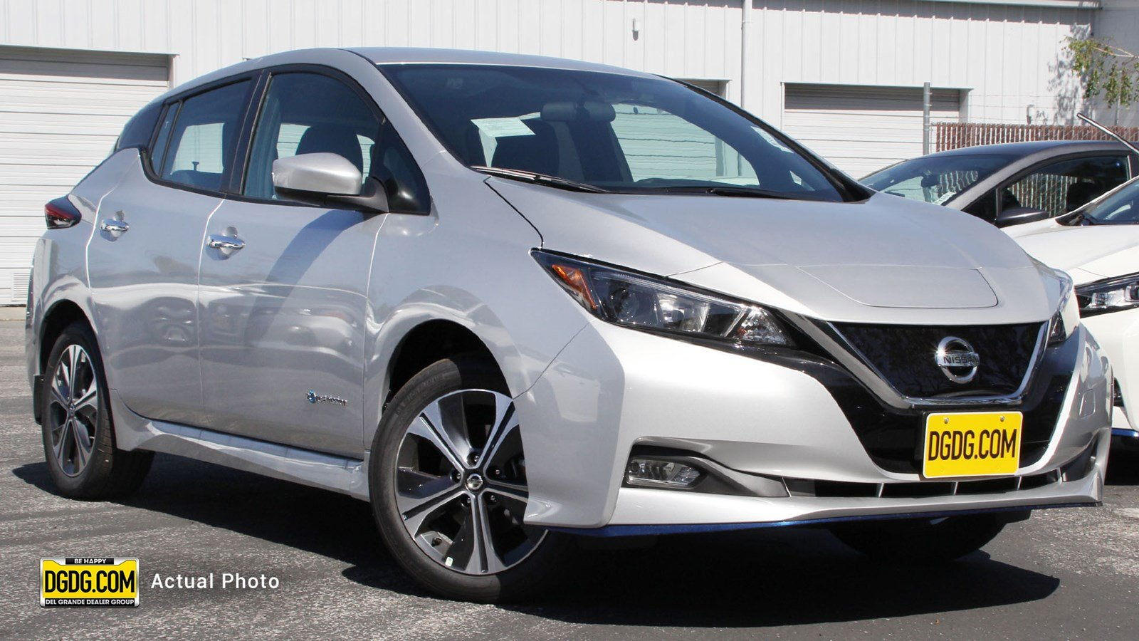 New 2019 Nissan Leaf Sv Plus Hatchback In Sunnyvale N14072 Nissan