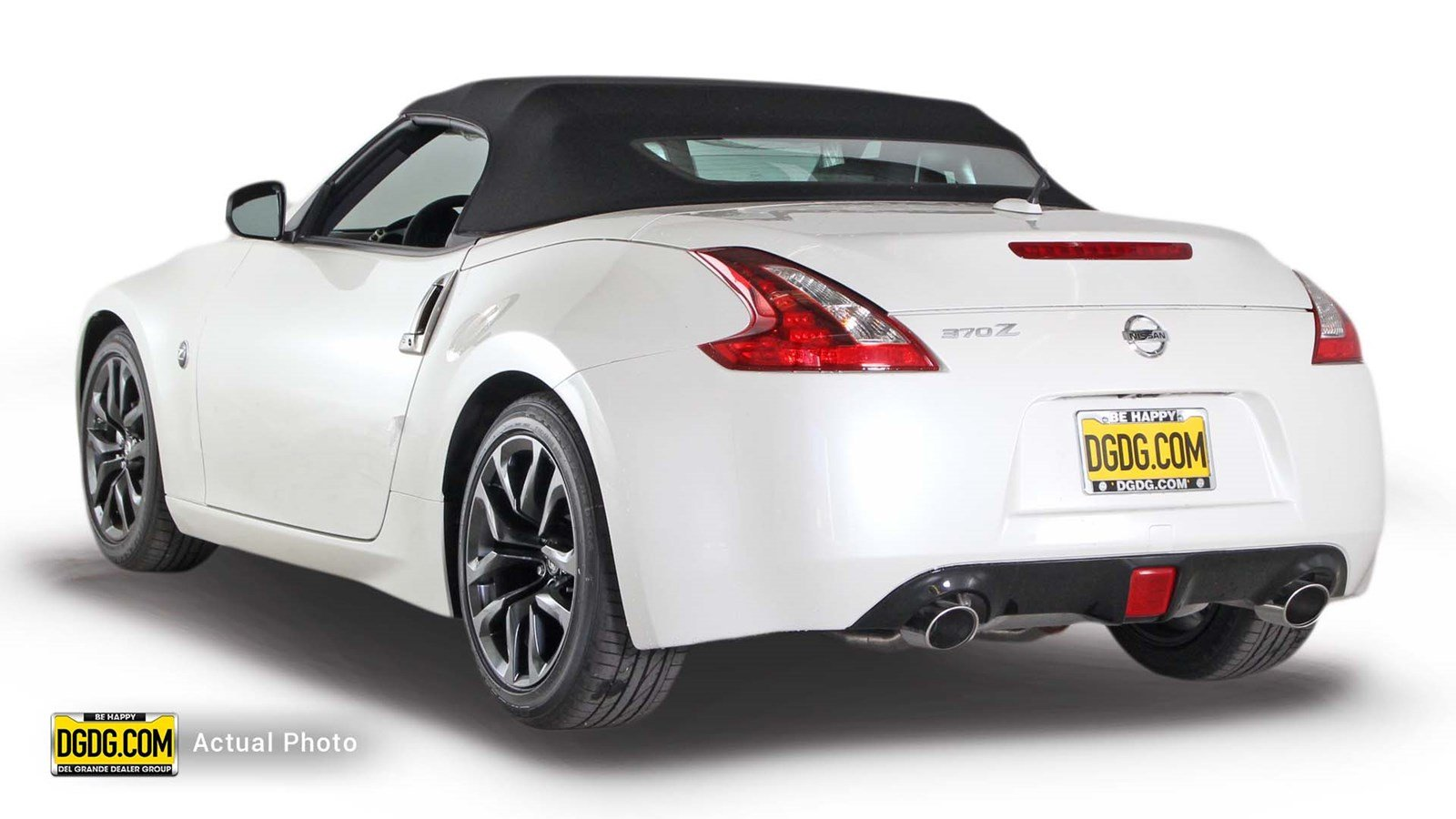 New 2018 Nissan 370Z Roadster Base