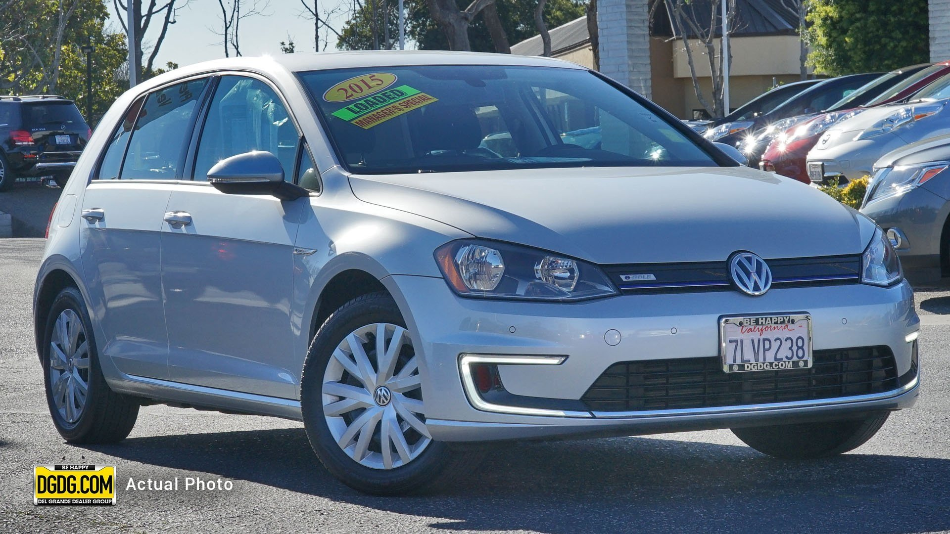 Pre Owned 2017 Volkswagen E Golf Limited Edition