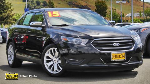 2015 Ford Taurus Limited FWD 4D Sedan