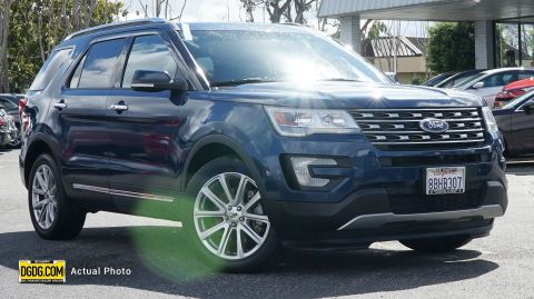 2016 Ford Explorer Limited AWD