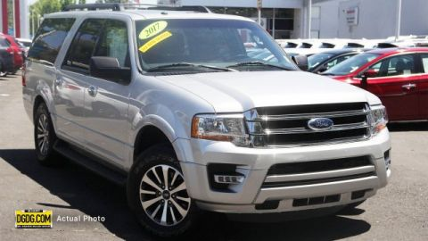 2017 Ford Expedition EL XLT RWD 4D Sport Utility