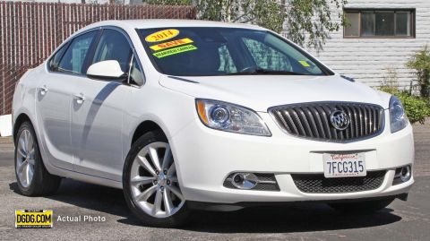 2014 Buick Verano Convenience Group FWD 4D Sedan