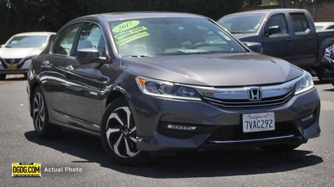 2017 Honda Accord EX-L FWD 4D Sedan