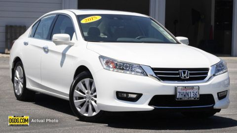 2015 Honda Accord Touring FWD 4D Sedan