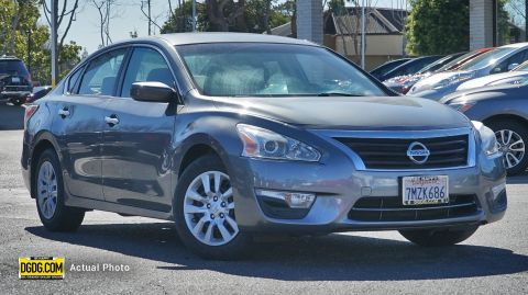 2015 Nissan Altima 2.5 S FWD 4D Sedan