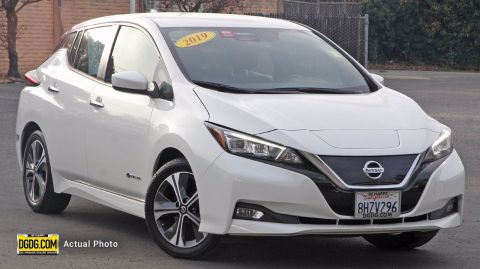 Certified Pre-Owned 2019 Nissan Leaf SV