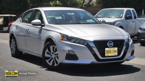 2019 Nissan Altima 2.5 S FWD 4dr Car