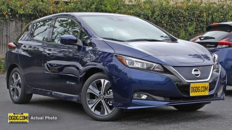 2019 Nissan LEAF SL PLUS FWD Hatchback