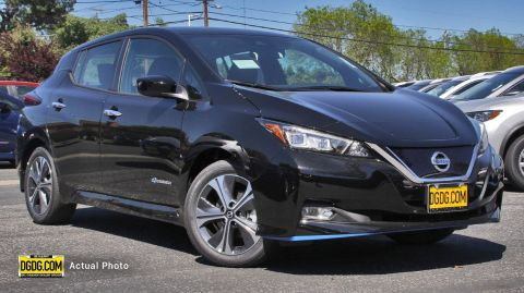 New 2019 Nissan LEAF SV PLUS