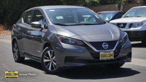 2019 Nissan LEAF S PLUS FWD Hatchback