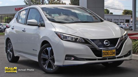 2019 Nissan LEAF SV PLUS FWD Hatchback