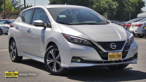 New 2019 Nissan LEAF SL PLUS