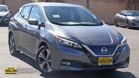 2020 Nissan LEAF SL PLUS FWD Hatchback