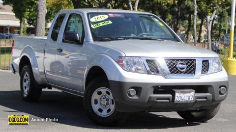 Certified Pre-Owned 2018 Nissan Frontier S