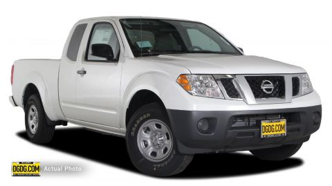 2019 Nissan Frontier S RWD Extended Cab Pickup