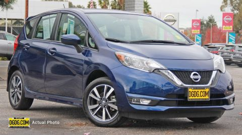 Pre-Owned 2018 Nissan Versa Note SR