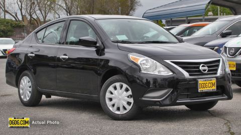 2019 Nissan Versa Sedan SV FWD 4dr Car