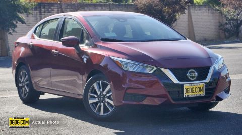 2020 Nissan Versa Sedan SV FWD 4dr Car