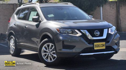 2020 Nissan Rogue S FWD Sport Utility