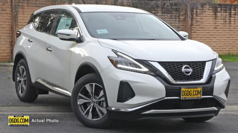 2020 Nissan Murano S FWD Sport Utility