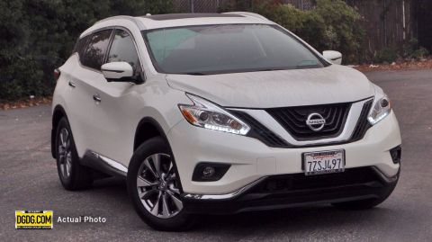 Certified Pre-Owned 2017 Nissan Murano SL