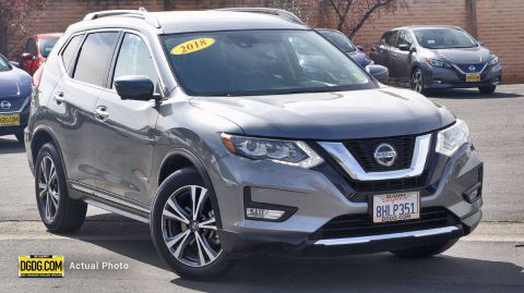 Pre-Owned 2018 Nissan Rogue Hybrid SL