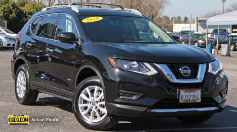 Certified Pre-Owned 2019 Nissan Rogue Hybrid SV