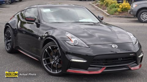New 2020 Nissan 370Z Coupe NISMO