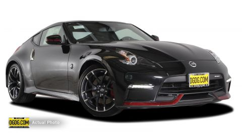 2019 Nissan 370Z Coupe NISMO RWD 2dr Car