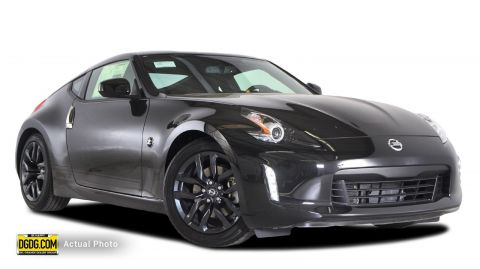 New 2019 Nissan 370Z Coupe Base